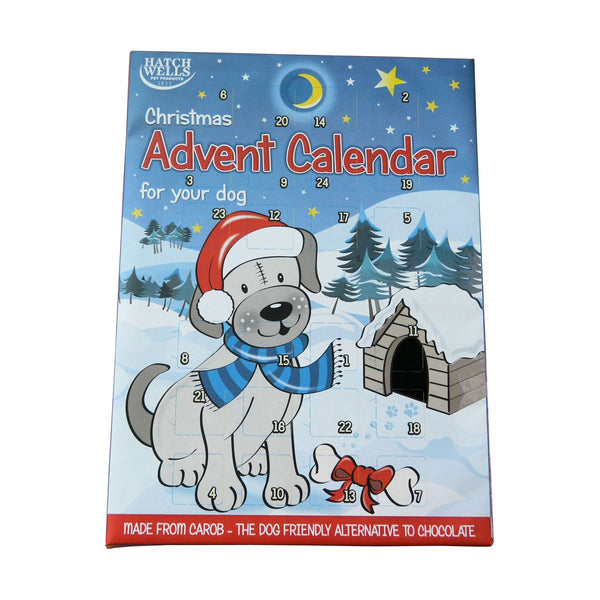 Dog Advent Calendar By Hatchwells