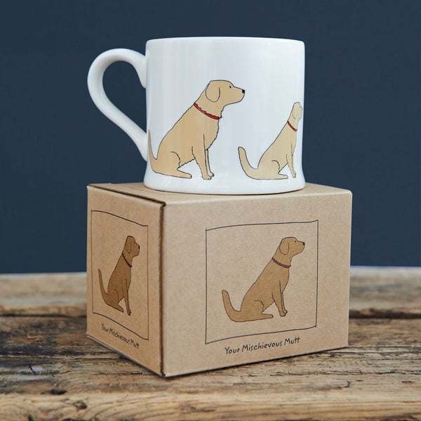 Golden Retriever Mug By Sweet William