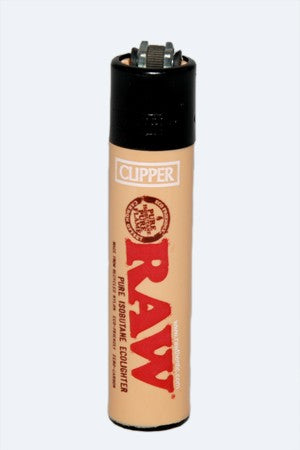 Clipper Refillable Lighter Raw Edition