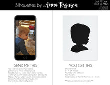 Load image into Gallery viewer, Silhouettes by Anna Ferguson