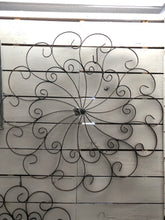 Load image into Gallery viewer, Iron Spiral Wall Decor