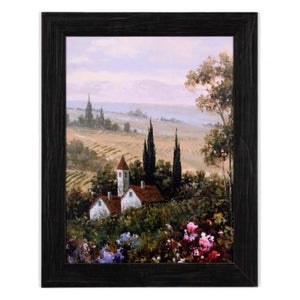 Set of 2 Country Comfort Framed Wall Art