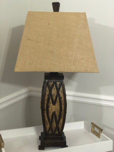 Willow Branch Table Lamp