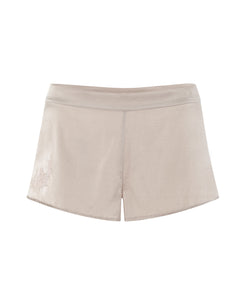 Myla Heritage Silk French Knickers Marble Granite