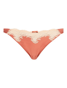 Myla Heritage Silk Mini Teas Rose Rose Gold