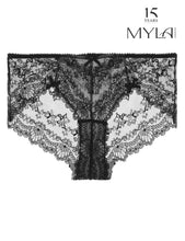 Load image into Gallery viewer, MYLA Nicole Hipster Briefs - Black