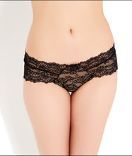 Load image into Gallery viewer, MYLA Nicole Brief - Black/Nude