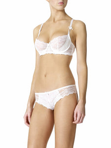 MYLA Nicole Brazilian Briefs - White