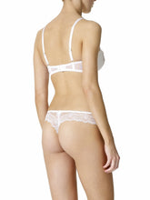 Load image into Gallery viewer, MYLA Nicole Brazilian Briefs - White