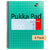Pukka Pad A4 Jotta Squared Metallic Notebook 200 pages 80gsm Wirebound Pack of 6