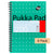 Pukka Pad Jotta Squared Metallic A5 Notebook 200 Pages Pack of 6