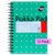 Pukka Pad A6 Jotta Metallic Notebook 200 pages 80gsm Wirebound Ruled Pack of 12