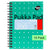 Pukka Pad A6 Jotta Metallic Notebook 200 pages 80gsm Wirebound Ruled Pack of 15