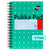 Pukka Pad A6 Jotta Metallic Notebook 200 pages 80gsm Wirebound Ruled Pack of 9
