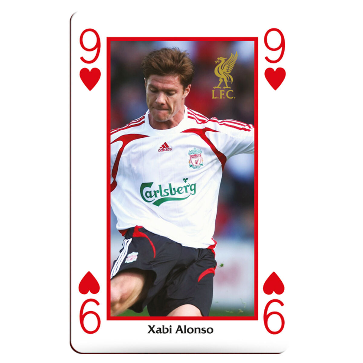 """Waddingtons Playing Cards Pack /""""Liverpool FC/"""" Card Game"""