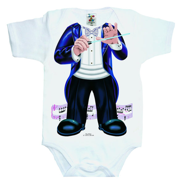 Music Conductor Onesie
