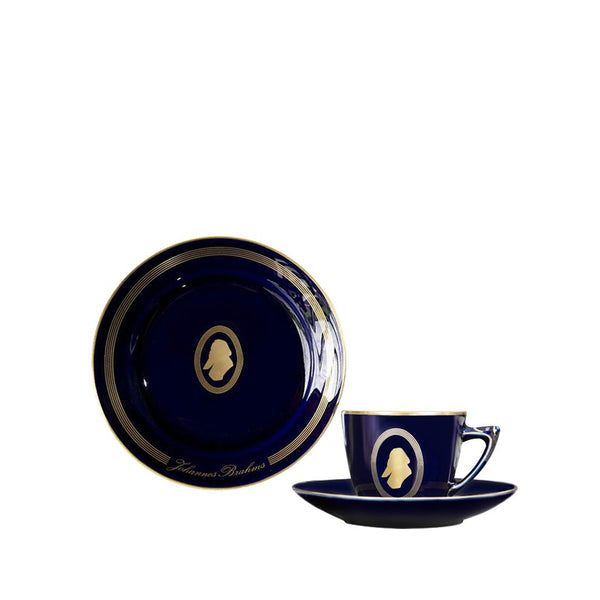 Brahms Tea & Cake Set
