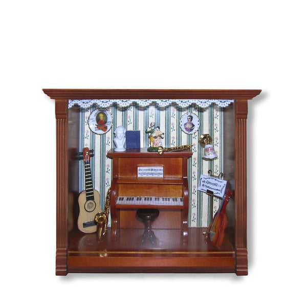 Music Room Shadow Box