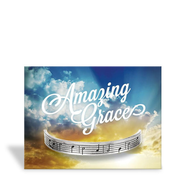 Amazing Grace Quotable Cuff