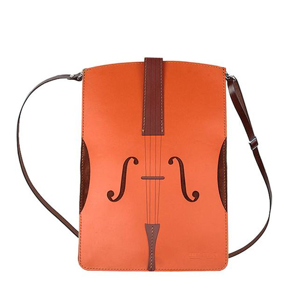 Violin Crossbody Handbag