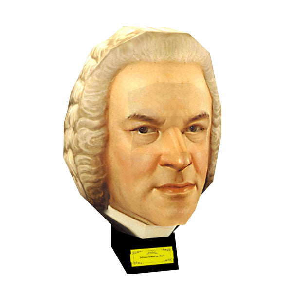 Bach Paper Model