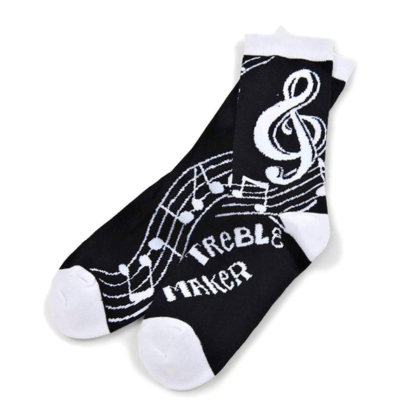 Women's 'Treble Maker' Socks