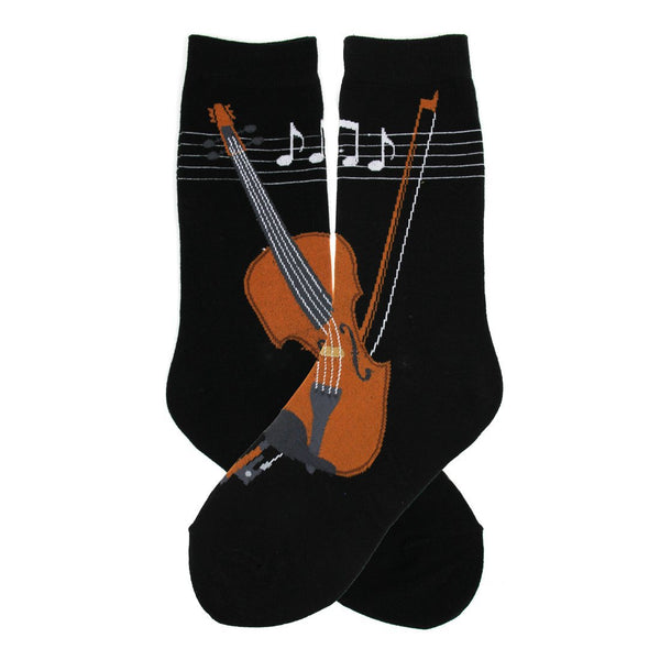 Women's Musical Strings Socks