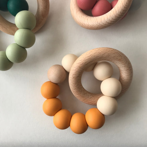 Modern Teether - Dreamsicle