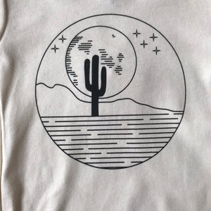 Organic Desert Night Onesie