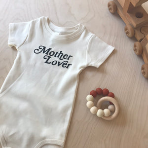 Mother Lover Organic Cotton Bodysuit