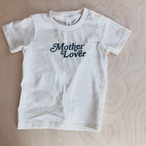 Mother Lover Organic Cotton Toddler T-Shirt