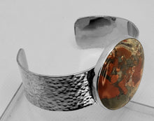 "Load image into Gallery viewer, ""The Planet of Jasper,"" Brecciated Jasper Bracelet"