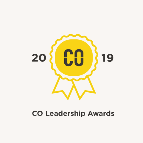 CO Leadership Award Winner