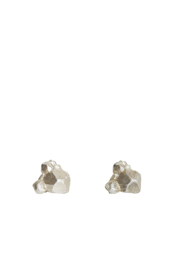 CHLOE McCOLL GEM CLUSTER STUD EARRINGS - Tluxe