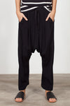 EVERYDAY HAREEM PANT - BLACK - Tluxe