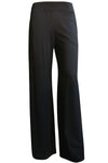 BAMBOO PERFECT PALAZZO PANTS - BLACK - Tluxe