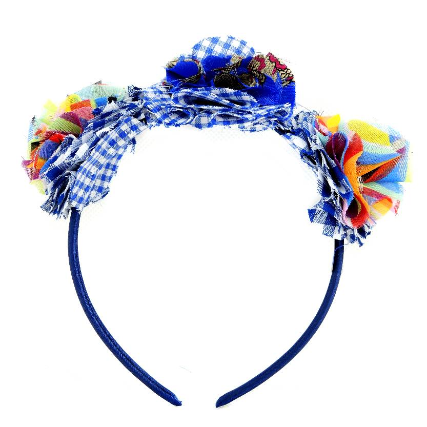 LTS Headband 243 - Bijoux Accessori Abbigliamento by Le Troisième Songe Made in Italy