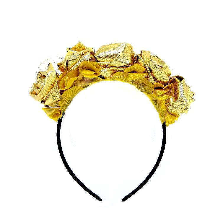 LTS Headband 248 - Bijoux Accessori Abbigliamento by Le Troisième Songe Made in Italy