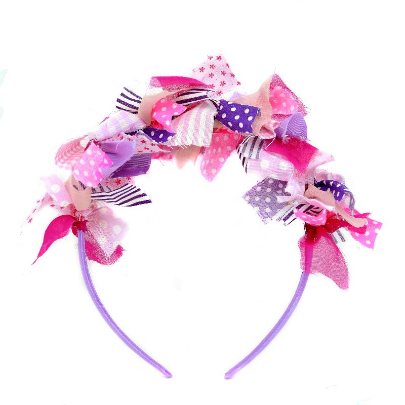 LTS Headband 249 - Bijoux Accessori Abbigliamento by Le Troisième Songe Made in Italy