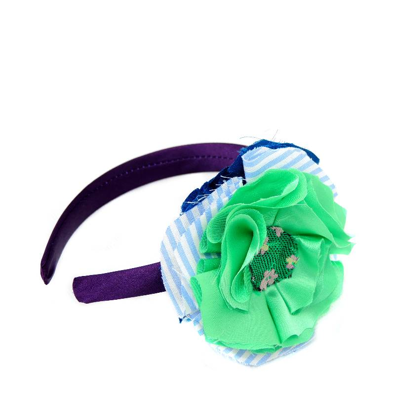 LTS Headband 252 - Bijoux Accessori Abbigliamento by Le Troisième Songe Made in Italy