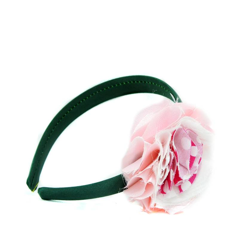 LTS Headband 254 - Bijoux Accessori Abbigliamento by Le Troisième Songe Made in Italy