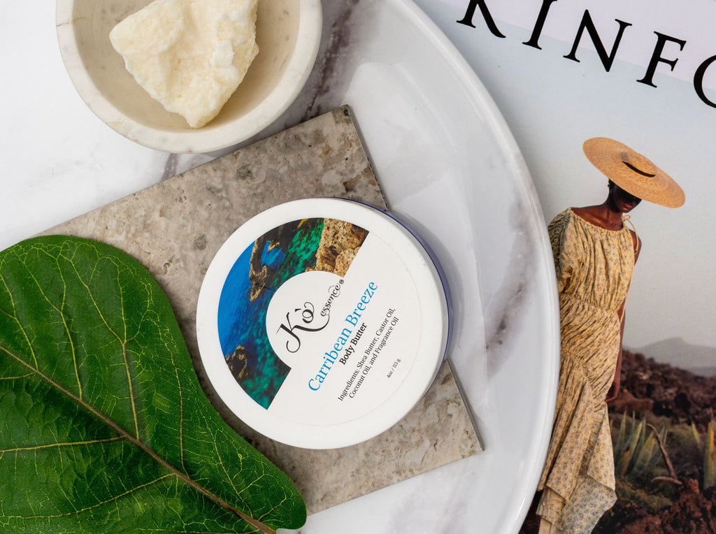 Caribbean Breeze Body Butter