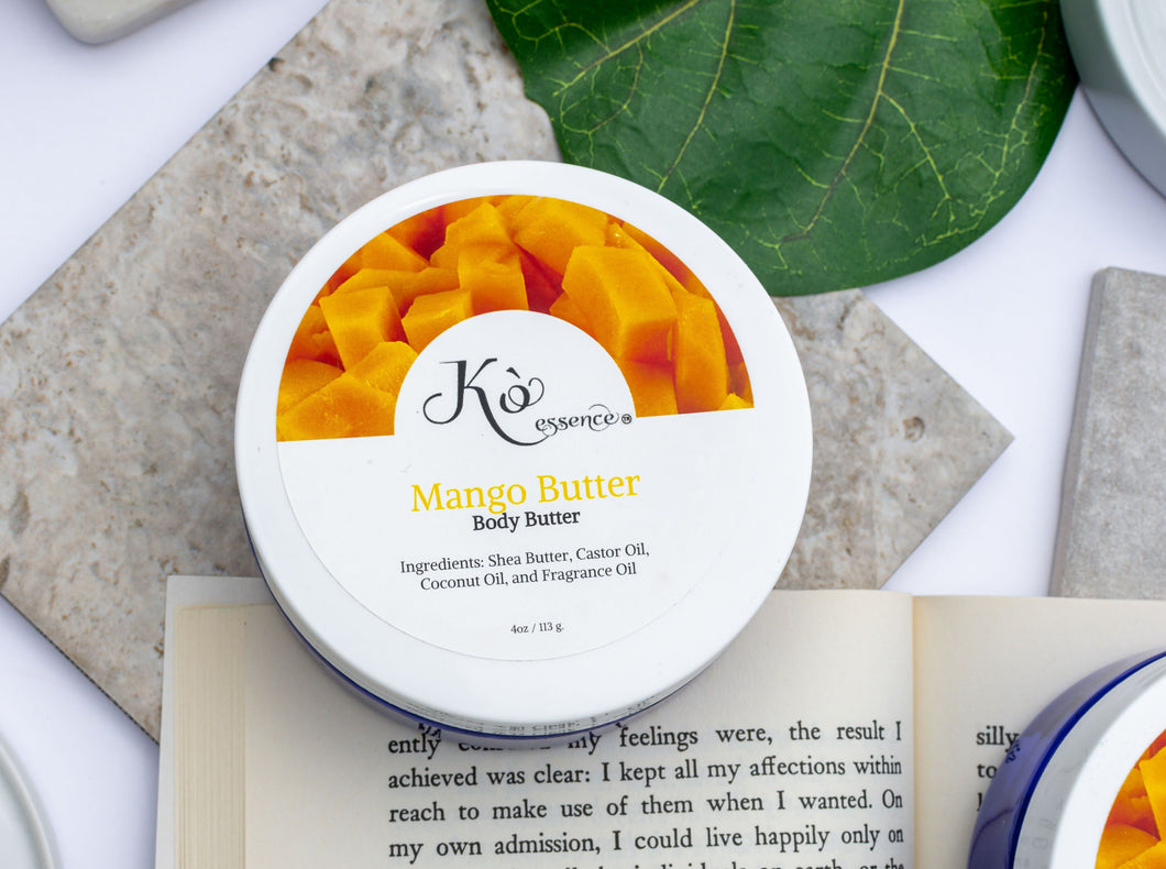 Mango Butter Body Butter