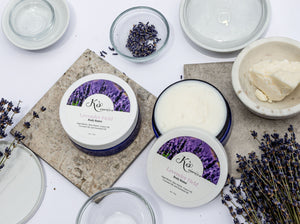 Lavender Field Body Butter