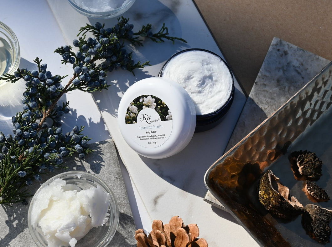 Jasmine Fruit Body Butter