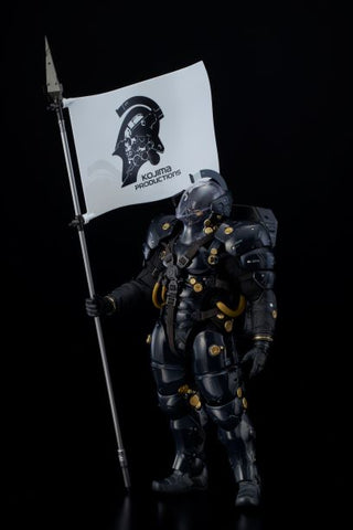 1/6 scale Black Ludens Action Figure