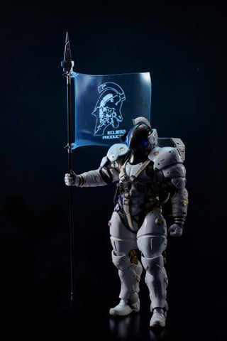 1/6 scale White Ludens Action Figure