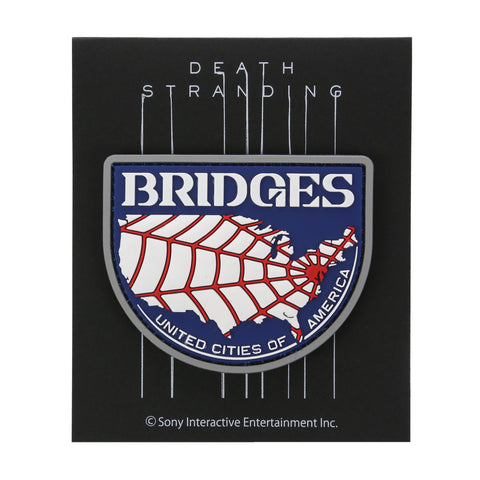 DEATH STRANDING Bridges Removable Patch