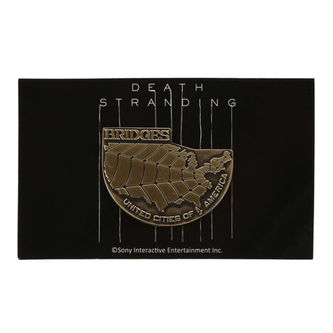 DEATH STRANDING Badge de Bridges