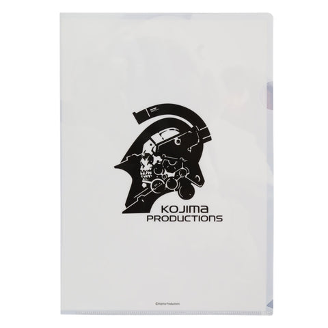 KOJIMA PRODUCTIONS File Folder White Ver